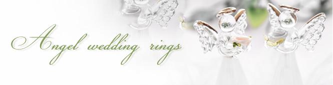 天使モチーフの結婚指輪のオーダーメイド特集