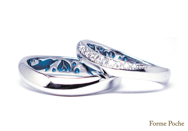 20140410w864 OrderMarriageRing Dolphin Penguin Diamondo ring-01