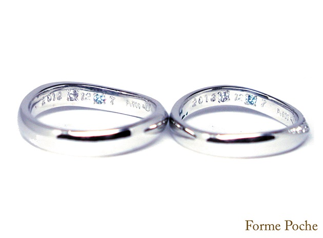 20140410w864 OrderMarriageRing Dolphin Penguin Diamondo ring-02