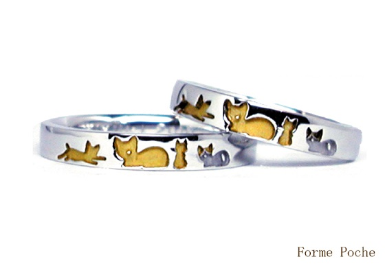 20140630w888-R01 Order Wedding ring Cat