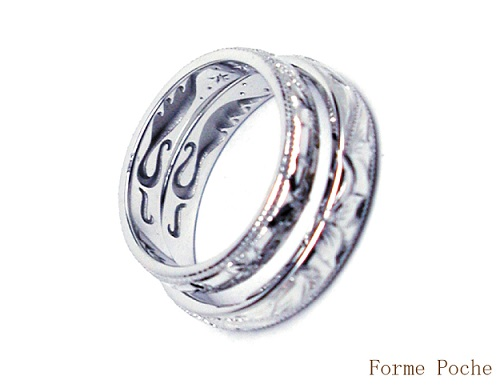 20140712w910-R03 Made to Order Wedding ring Tiger Star Wing