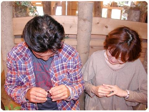 オーダーメイド結婚指輪 140912w901-2