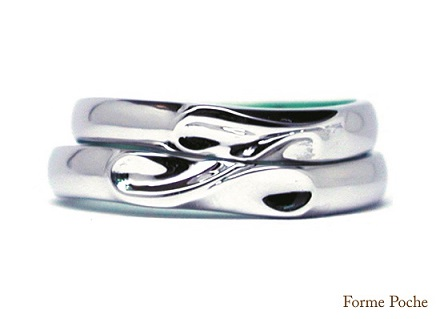 201407126w900-R01 Made to Ordre Wedding ring Initial