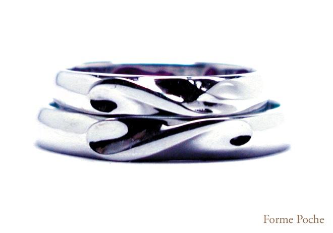 オーダーメイド 結婚指輪 hi140726-R1