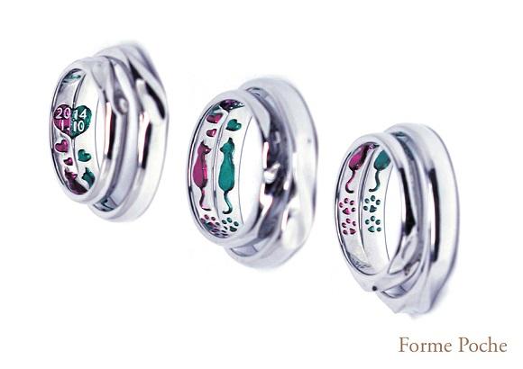 オーダーメイド 結婚指輪 hi140726-R2