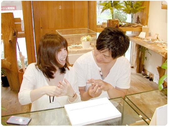 オーダーメイド 結婚指輪 hi141004-02-02