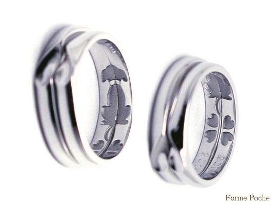 オーダーメイド 結婚指輪 hi141004-03