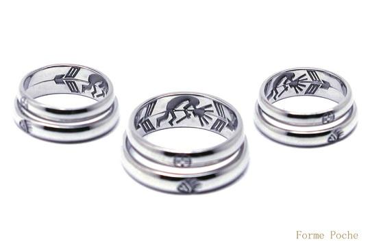 結婚指輪 オーダーメイド hi141020‐03