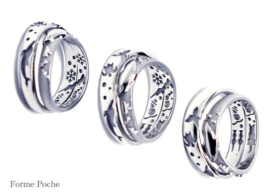 結婚指輪 スノーボード hi141024-03