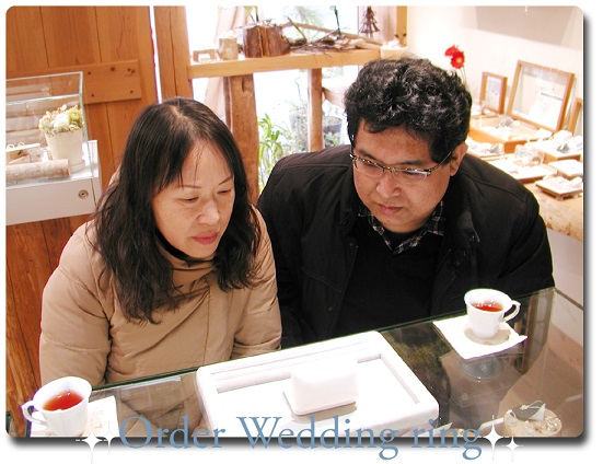 ーダーメイド 結婚指輪 hi20140608-01