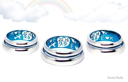 結婚指輪 オーダーメイド hi141017-03