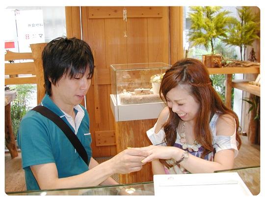 結婚指輪 オーダーメイド hi141030-03