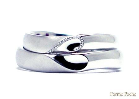 オーダーメイドの結婚指輪  hi141107-w918R01