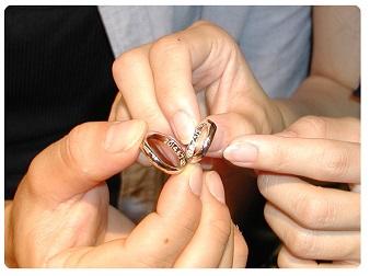 オーダーメイド結婚指輪 150122w904-03