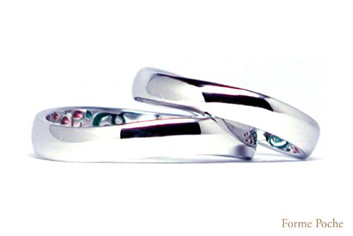 オーダーメイド 結婚指輪 シンプル 150226w933-R01