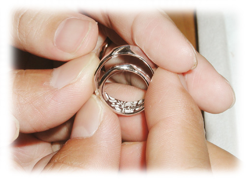 オーダーメイド結婚指輪 確認時 150226w943-04
