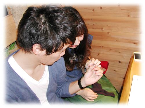 オーダーメイド 結婚指輪 確認時 150309w953-02