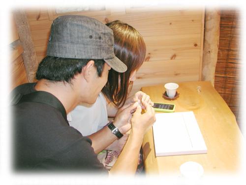 オーダーメイド結婚指輪 確認時 150226w943-03