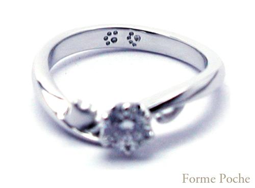 ネコの婚約指輪 オーダーメイド  hi150507w960-inside