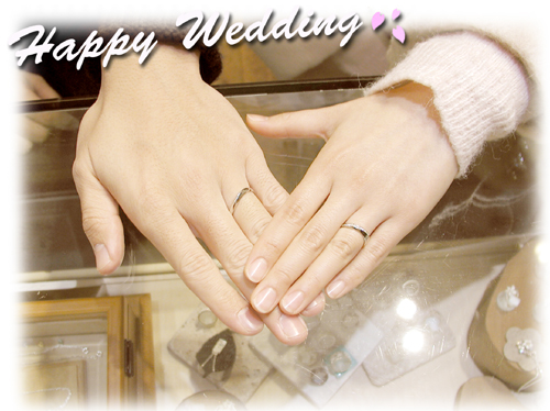 Made to Order Wedding ring 和歌山 150706w970-1