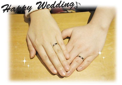 オーダーメイド結婚指輪 兵庫 hi150730w987-01