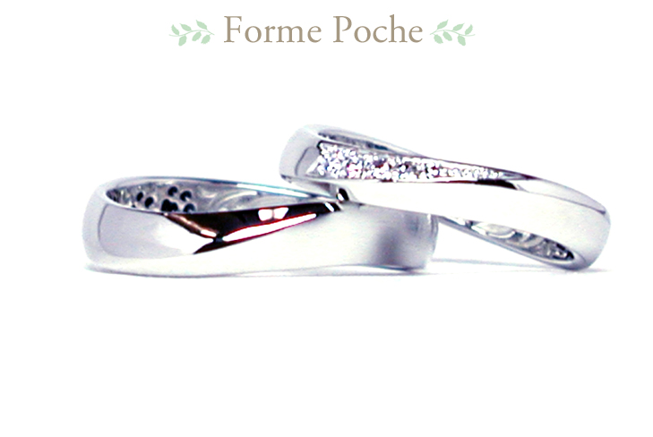 hi151031w999r1 オーダーメイド結婚指輪 ダイヤ