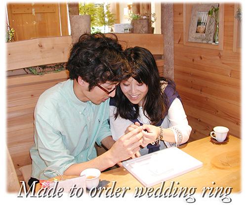 hi151020t701 Weddingring オーダーメイド大阪