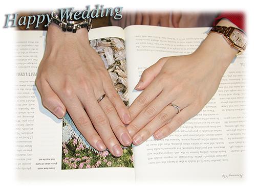hi151031w999 オーダーメイド結婚指輪 大阪 京都