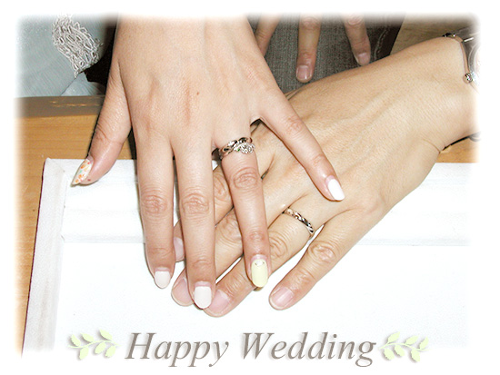 hi151115w1001-1 Made to order Wedding ring Engage ring Dog