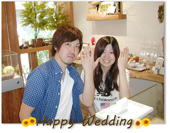 hi151213w1009-1 大阪 奈良 オーダーメイドの結婚指輪