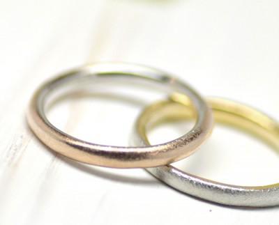 il sole太陽の結婚指輪