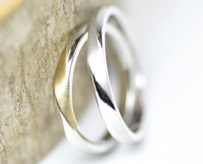 moon lake月明りの結婚指輪