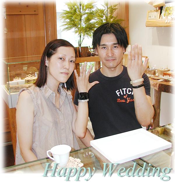 hi160319w1015-1 オーダーメイド結婚指輪 大阪 ネコ02