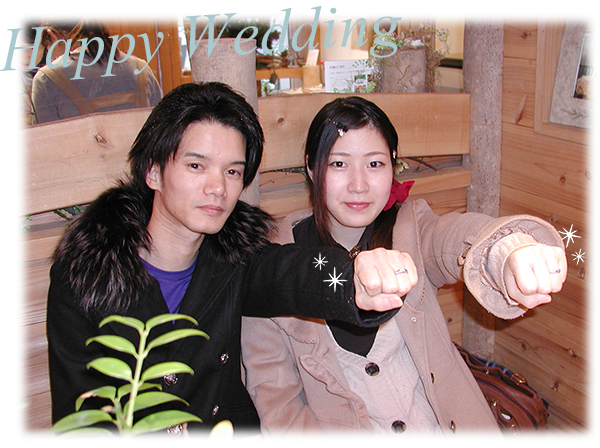 hi160317w1013-1 Made to order Wedding ring 大阪 京都