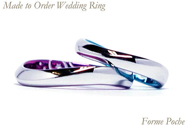 hi160317w1011ring1 オーダーメイド結婚指輪 シンプル