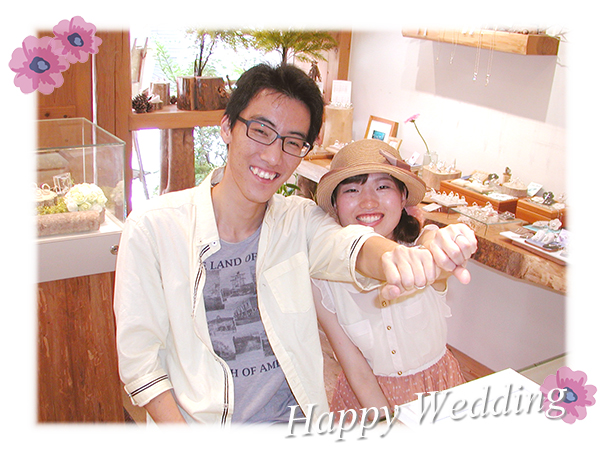 hi160415w1021-01 osaka Wedding Ring