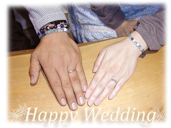 160417w1023-1 Made to Order Wedding ring osaka