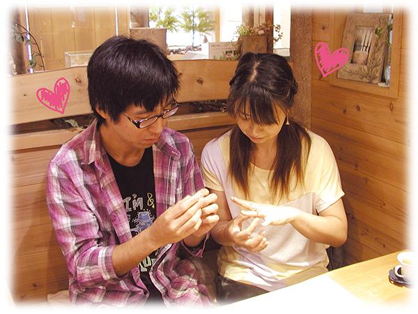 hi160428w1031-2 結婚指輪オーダーメイド大阪