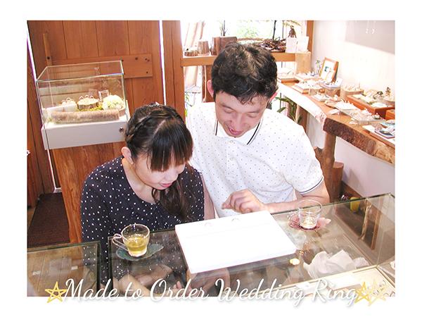 hi160527w1025-03 Made to Order Wedding Ring osaka