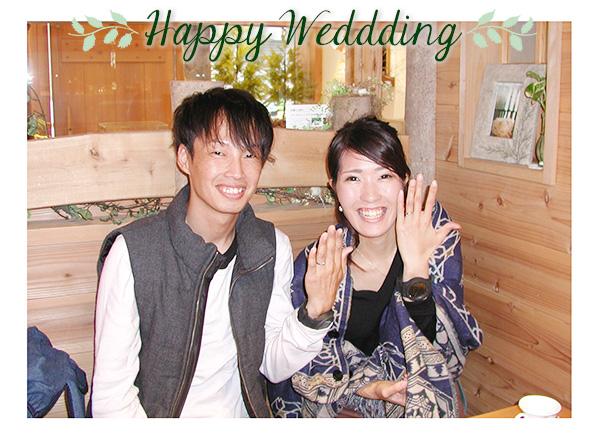 160612w1039 結婚指輪オーダーメイド 京都