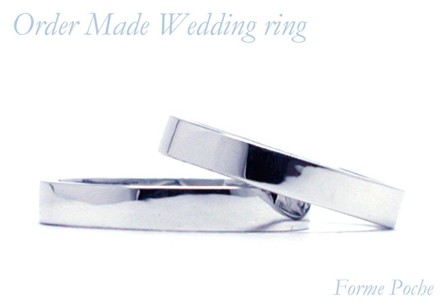 hi160701w1040-R1 結婚指輪のオーダーメイド 大阪  シンプル 内彫
