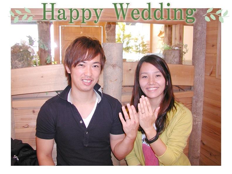 hi160901w1035 結婚指輪オーダーメイド大阪フォルムポッシュ