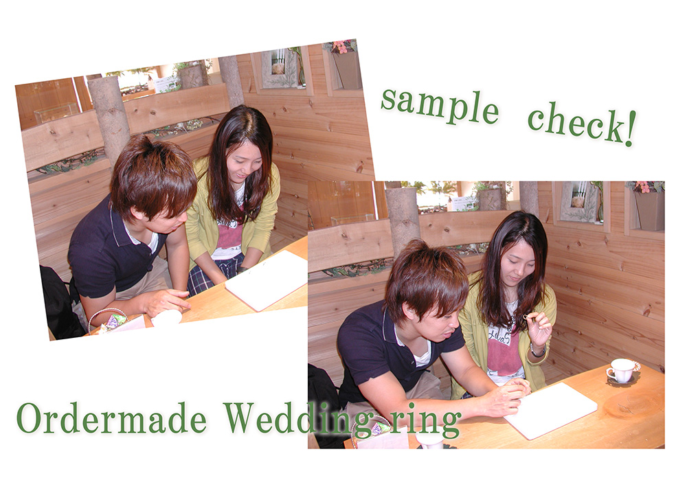 hi160901w1035-02 結婚指輪オーダーメイド大阪フォルムポッシュ