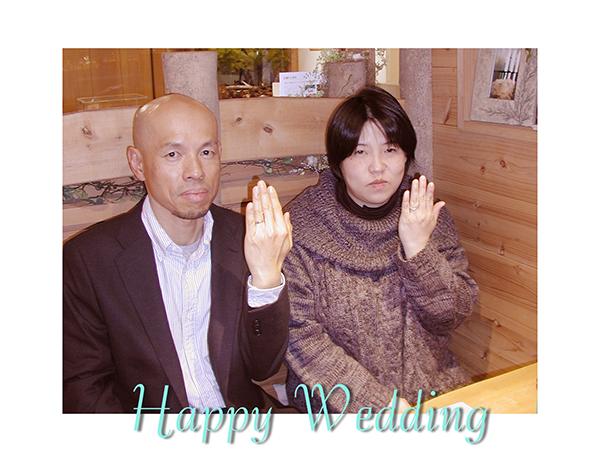160922w1051-01 結婚指輪オーダーメイド 兵庫 大阪