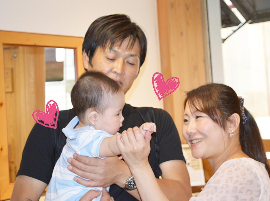 手作り結婚指輪&ベビーリング 大阪 170113HMm02 F01