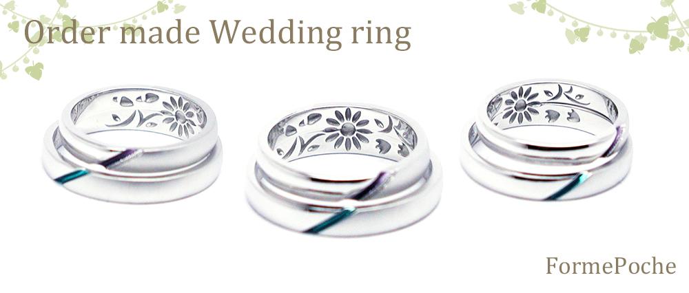 hi170409w1063-02 オーダーメイド結婚指輪 裏側の彫り