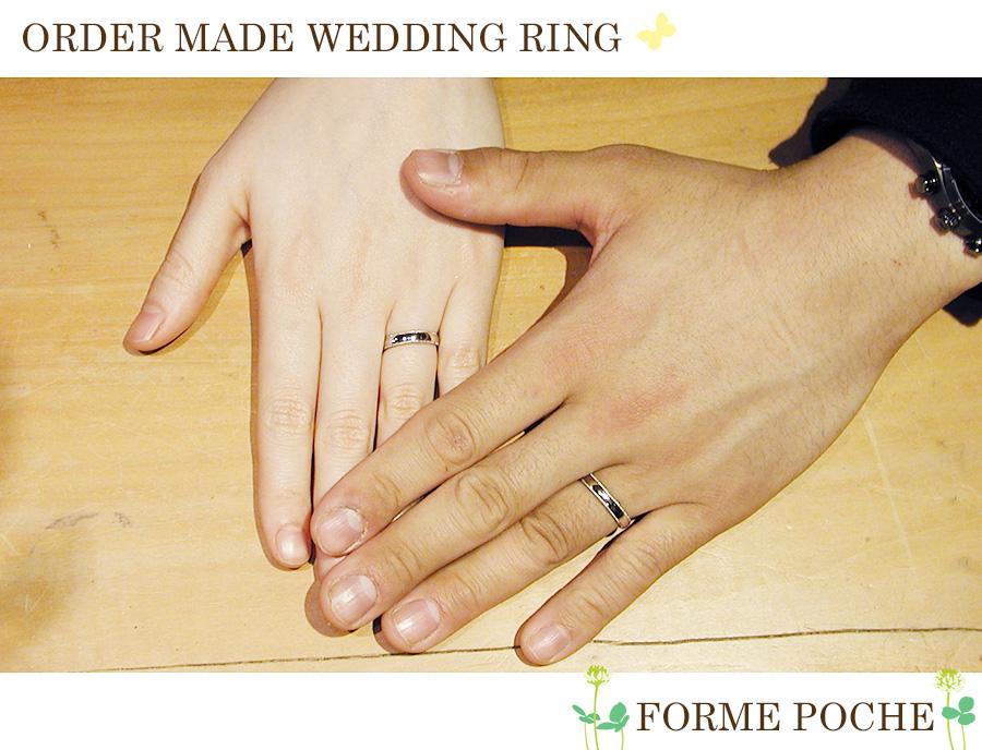 hi170428w1068-01 オーダーメイドの結婚指輪 大阪 ミナミ