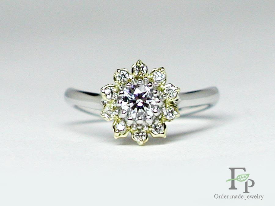 hi170504w1049 婚約指輪 ひまわり 大阪 フォルムポッシュ02