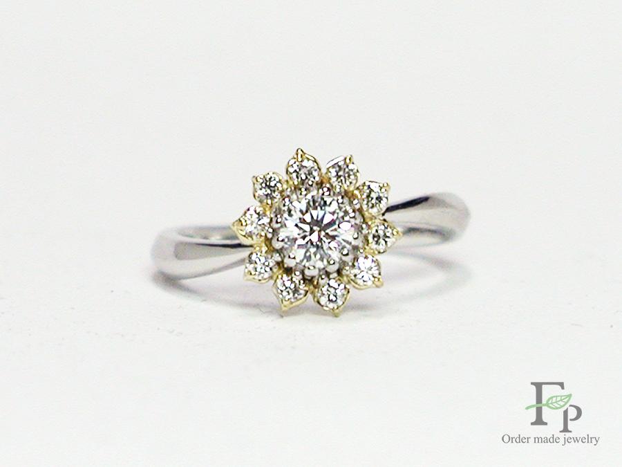 hi170504w1049 婚約指輪 ひまわり 大阪 フォルムポッシュ03