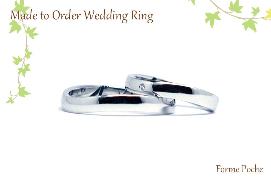 hi170512w1081R01 オーダーメイドの結婚指輪 シンプル 裏側